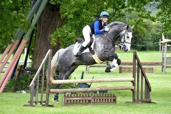 Mandy Frost Showjumping Clinic